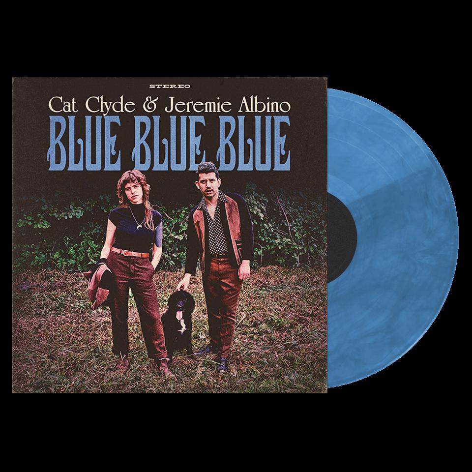Blue Blue Blue Vinyl - Blue