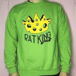 Rat King Records Official Crewneck