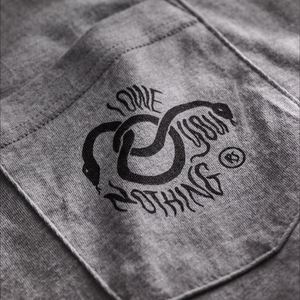 Record Setter - I Owe You Nothing // Graphite Tee
