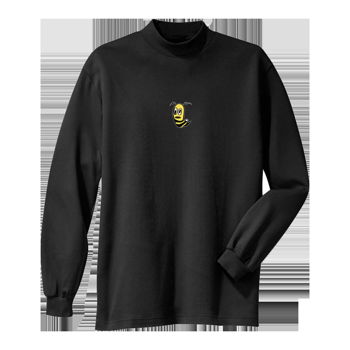 Bee Mockneck Long Sleeve