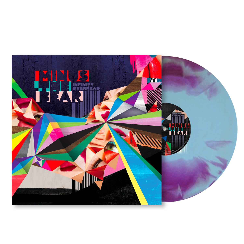 Minus The Bear - Infinity Overhead - LP + Shirt Bundle