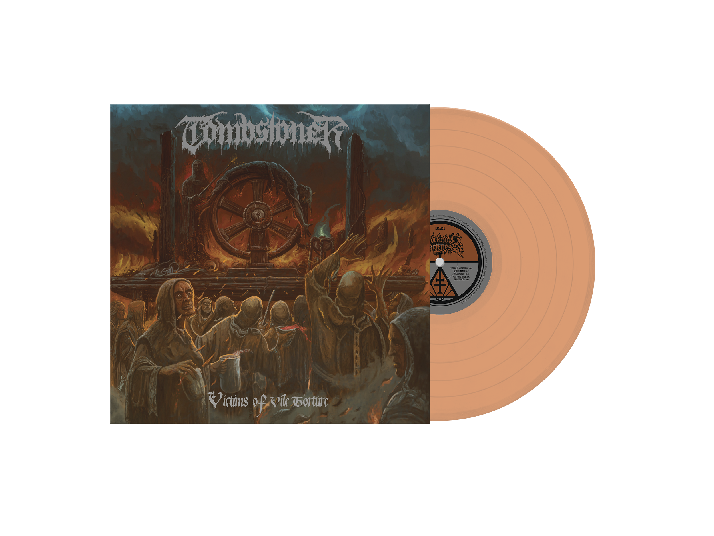 TOMBSTONER - Victims of Vile Torture