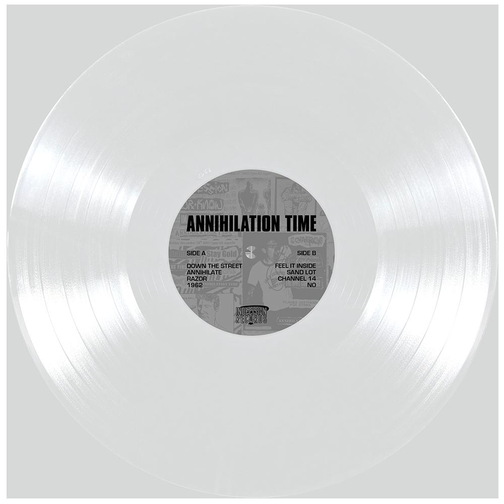Annihilation Time