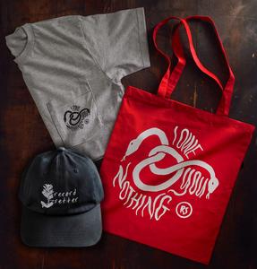 Record Setter - IOYN Shirt + Hat + Tote Bundle