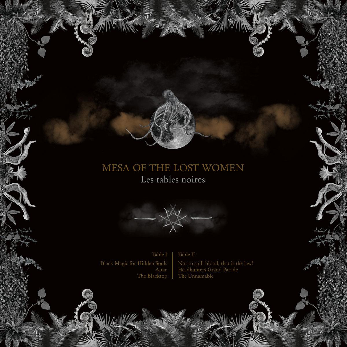 MESA OF THE LOST WOMEN - Les Tables Noires