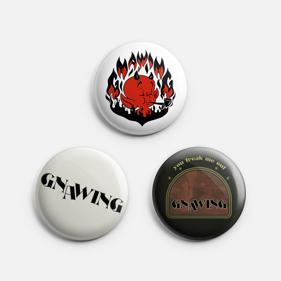 Gnawing - You Freak Me Out