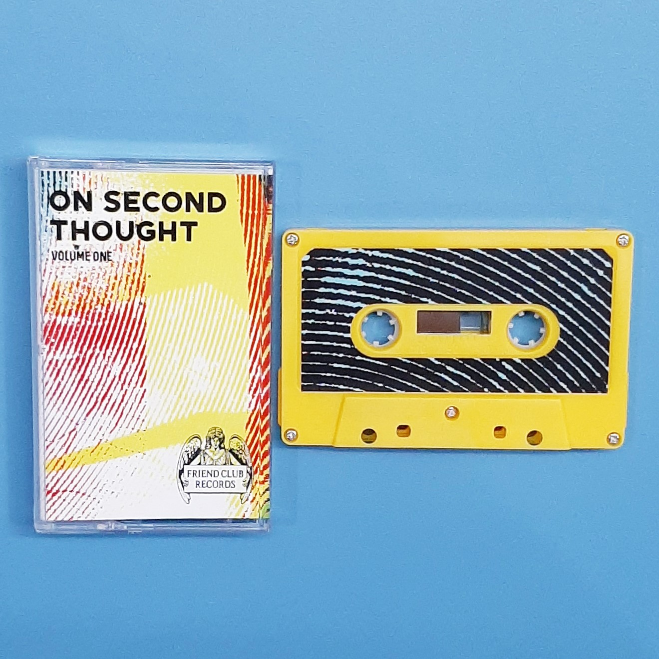 On Second Thought Vol. 1 (Friend Club Records)