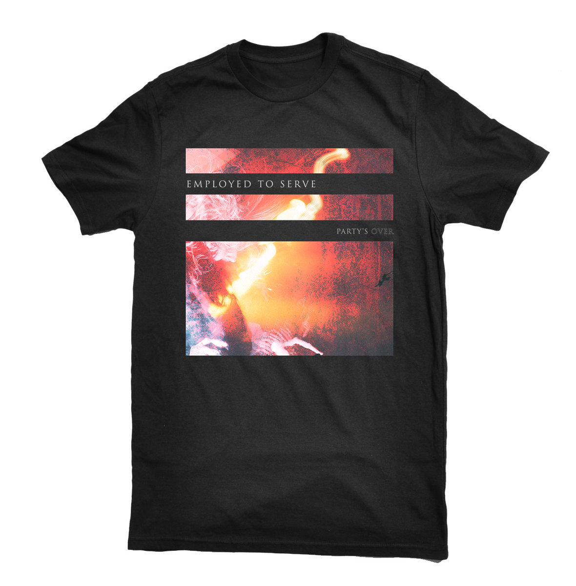 Party's over shirt