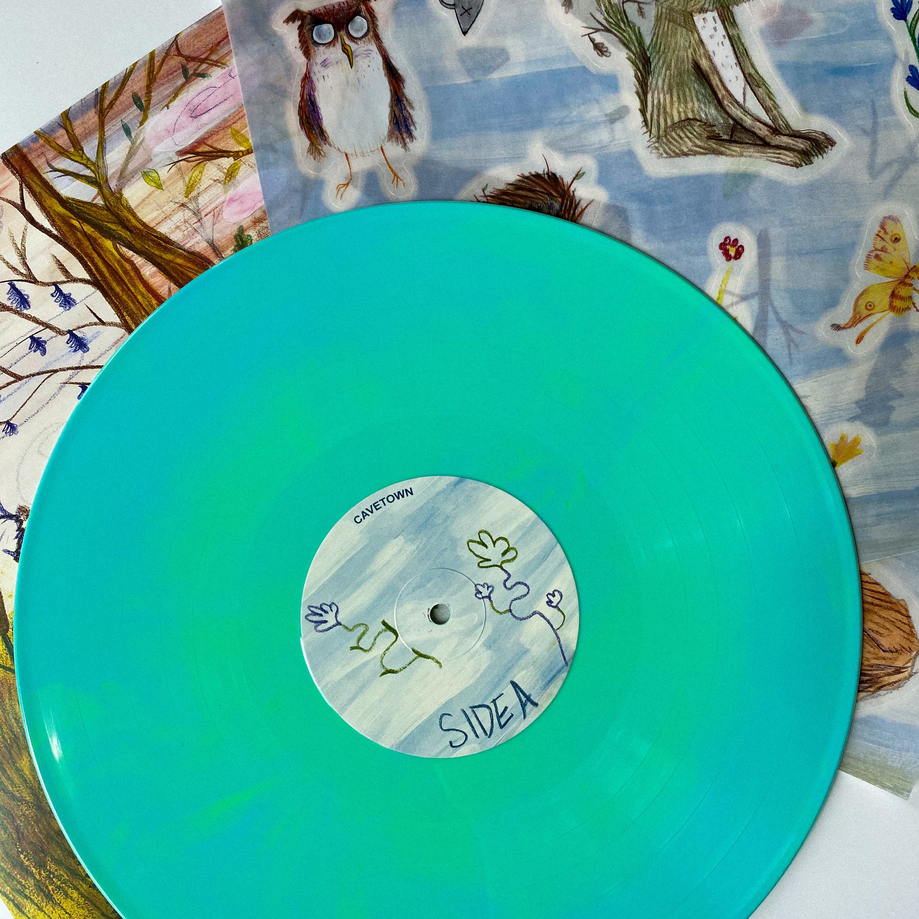 Animal Kingdom Vinyl