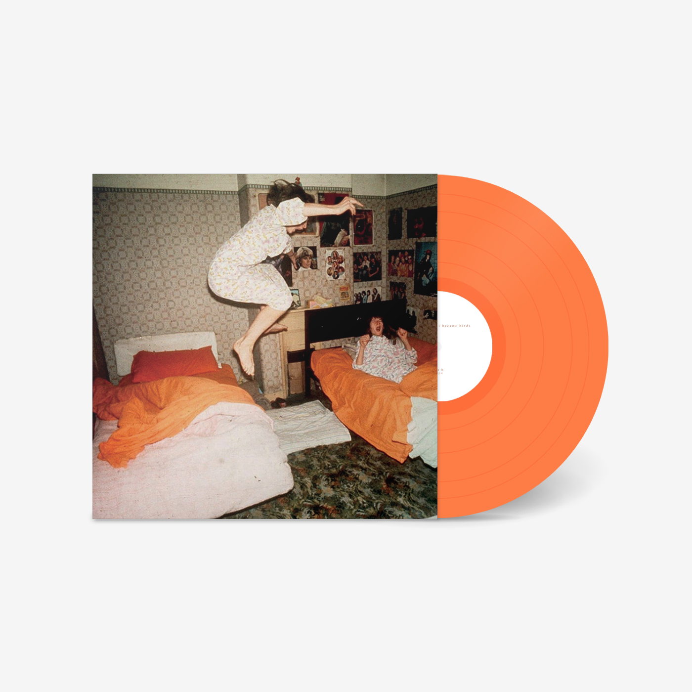 [KPR025] Home Is Where - I Became Birds vinyl
