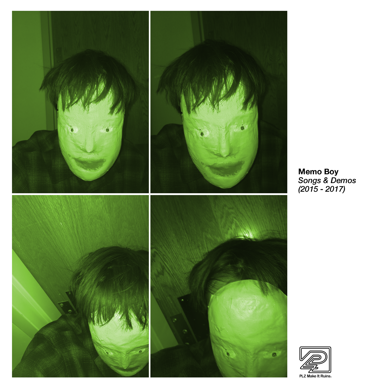 Memo Boy - Songs & Demos 2015-2017
