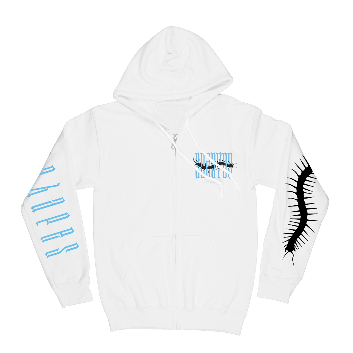 Insect Hoodie - White