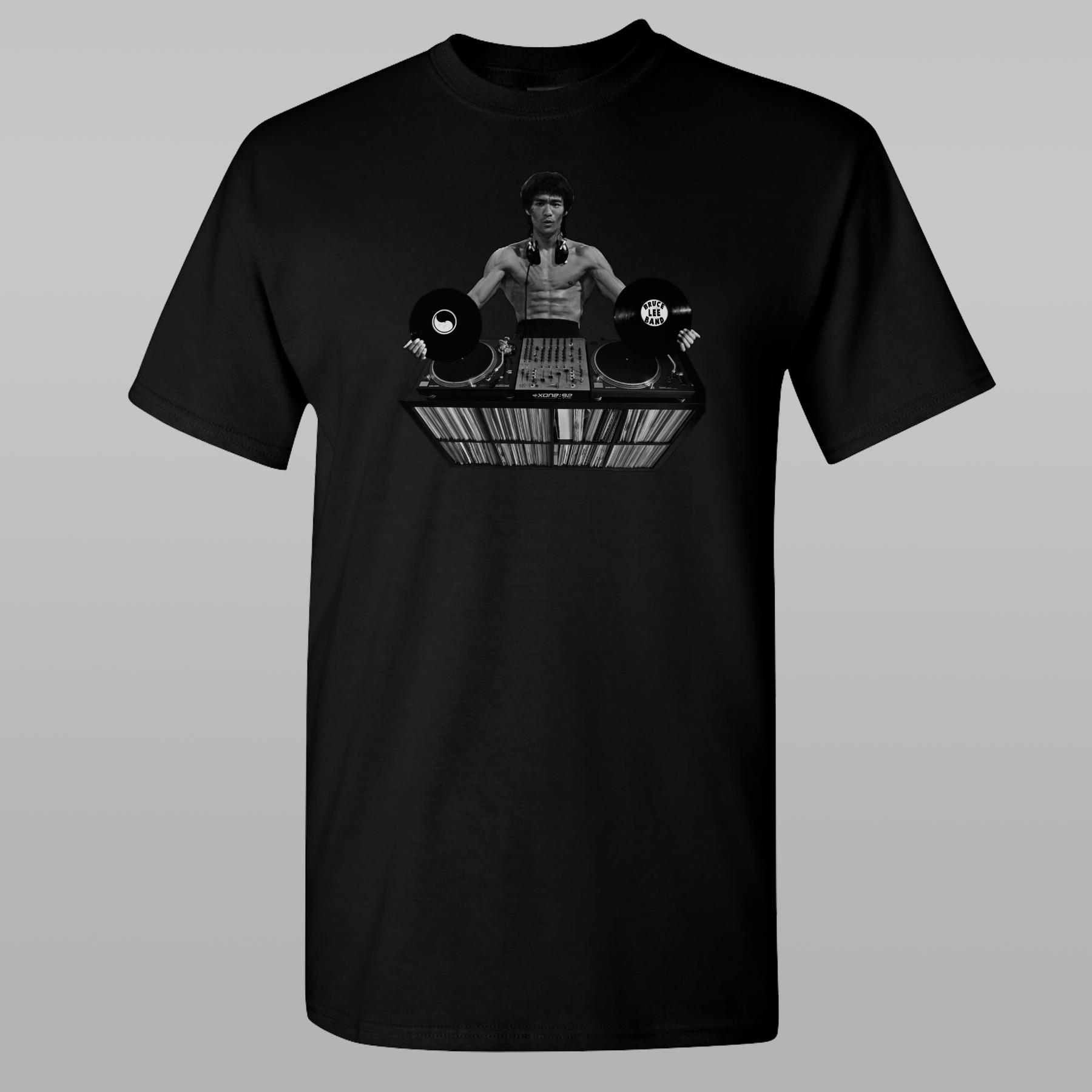 SUPER SALE ON SM / XS!  BRUCE LEE BAND T-Shirt