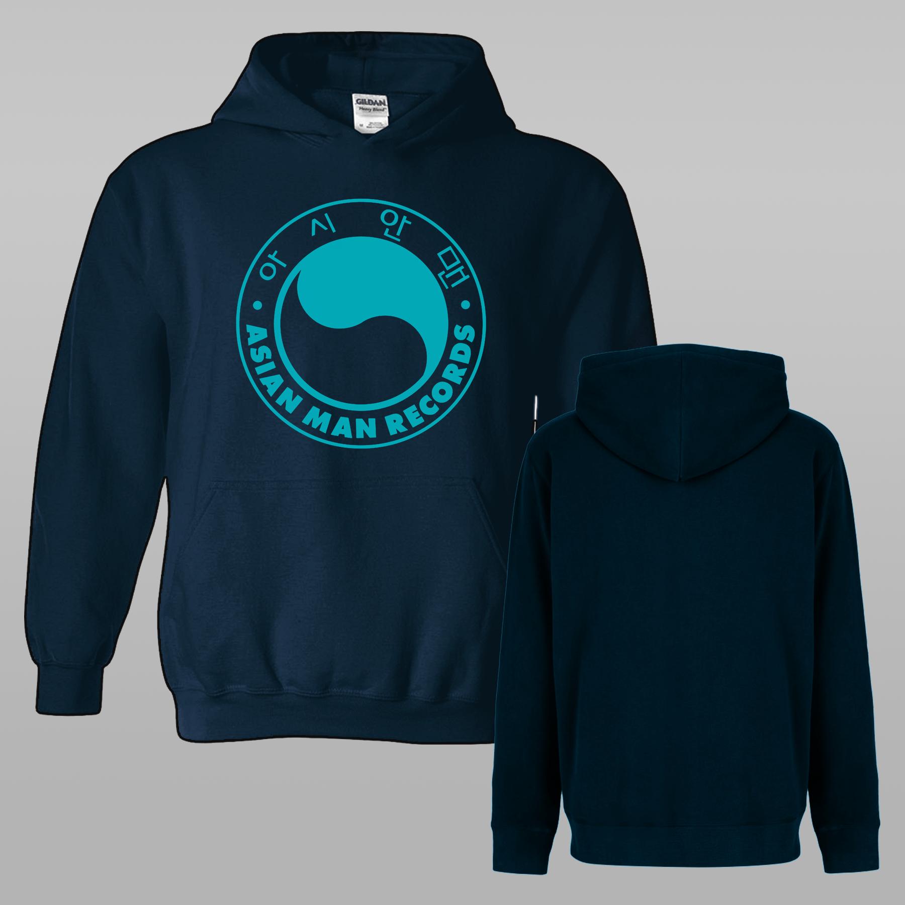 AMR Pullover Hoodie Legion Blue