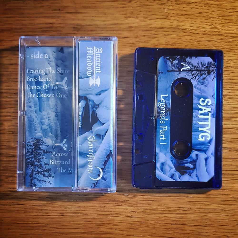 Satyg - Legends Part 1 Cassette Tape