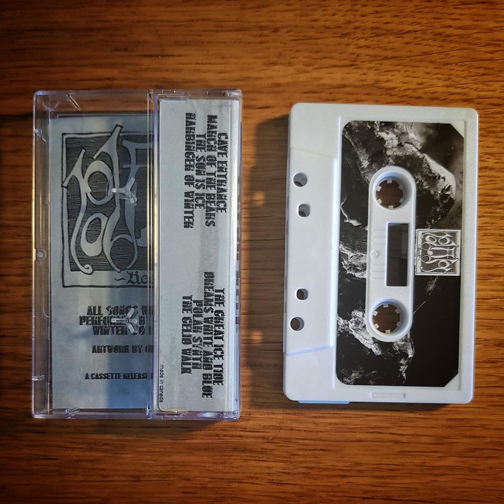 Polar Keep - Polar Keep Cassette Tape