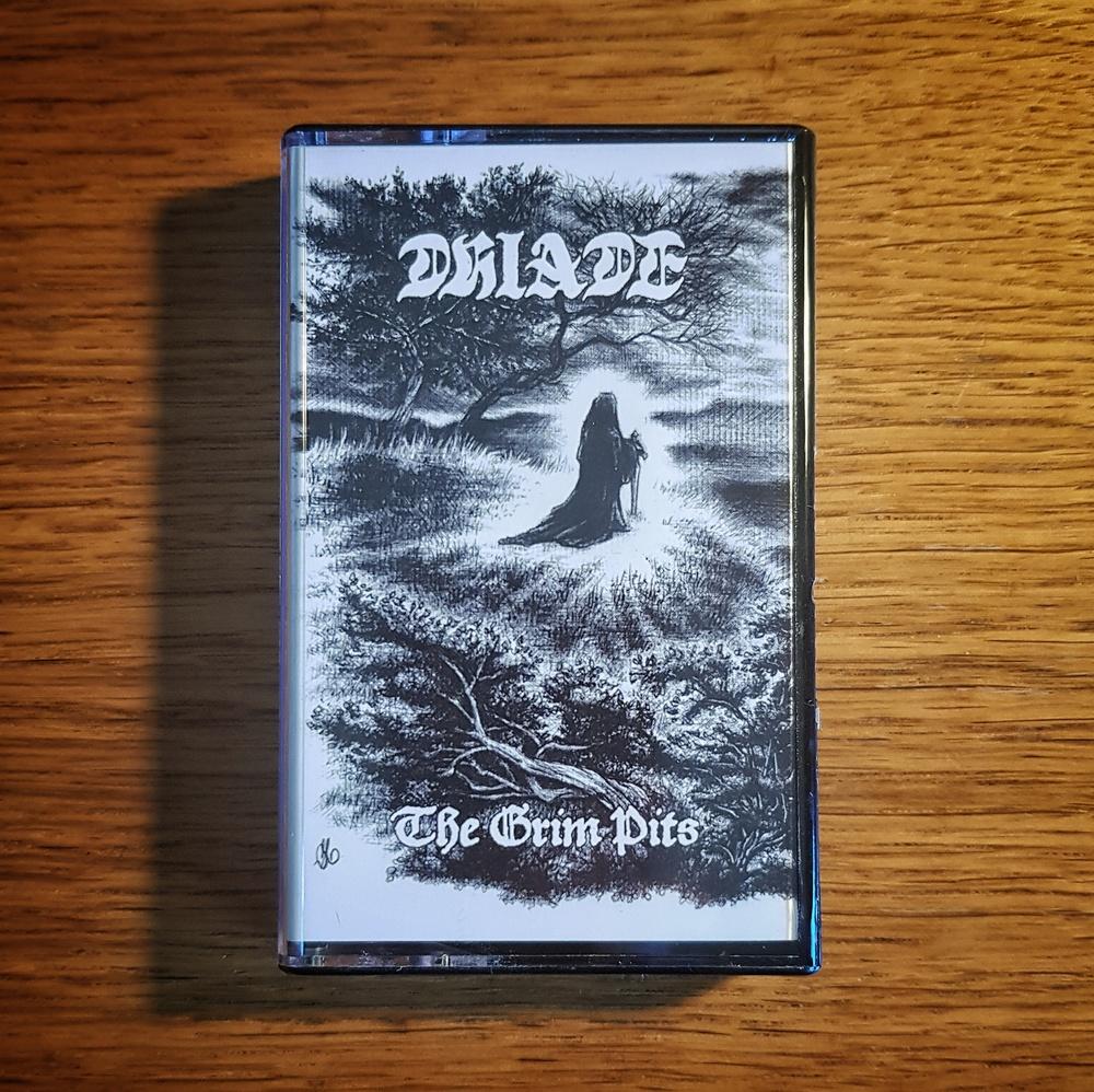 Driade - The Grim Paths Cassette Tape