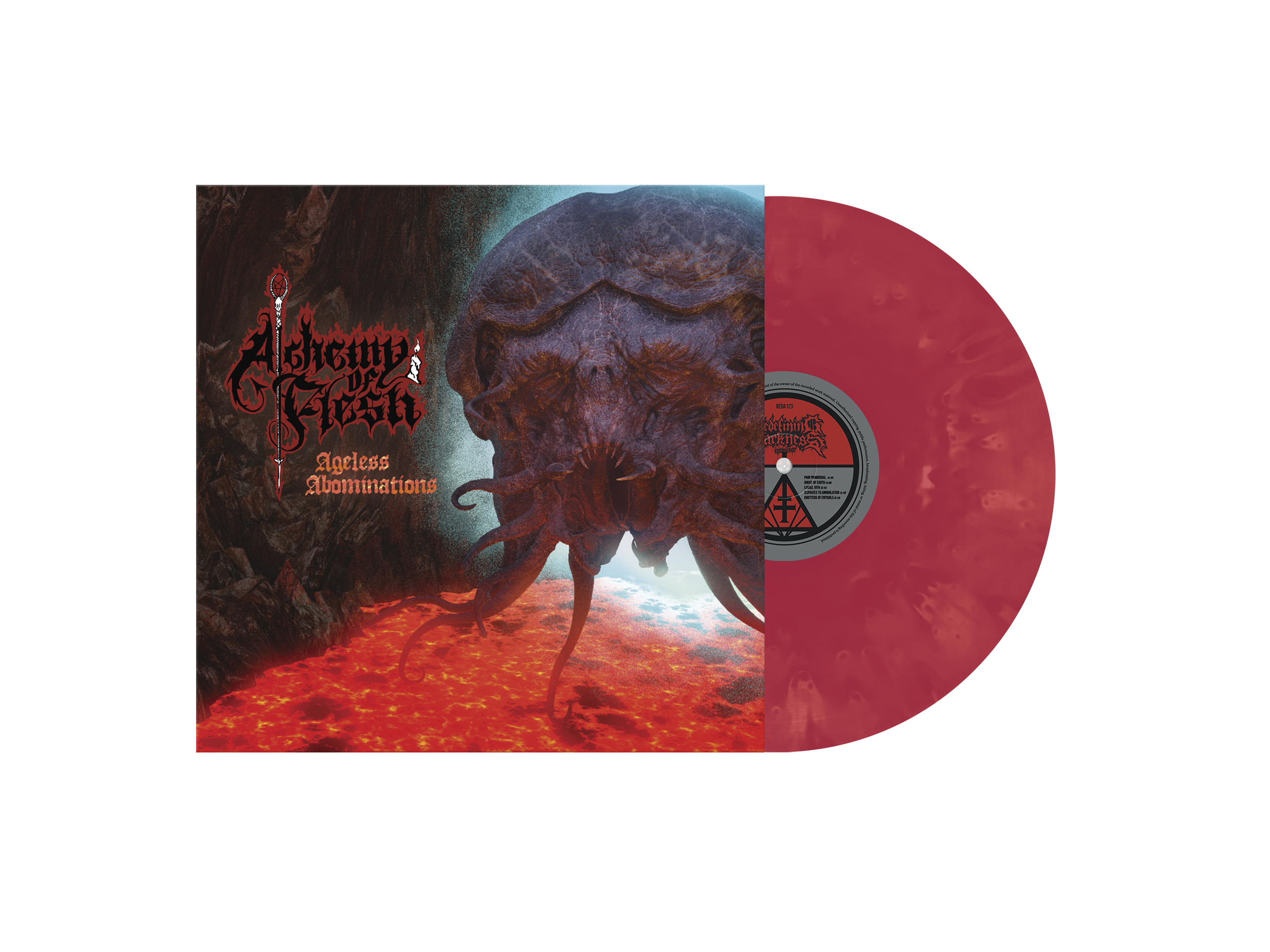 ALCHEMY OF FLESH - Ageless Abominations