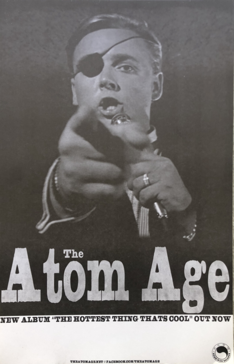 THE ATOM AGE poster