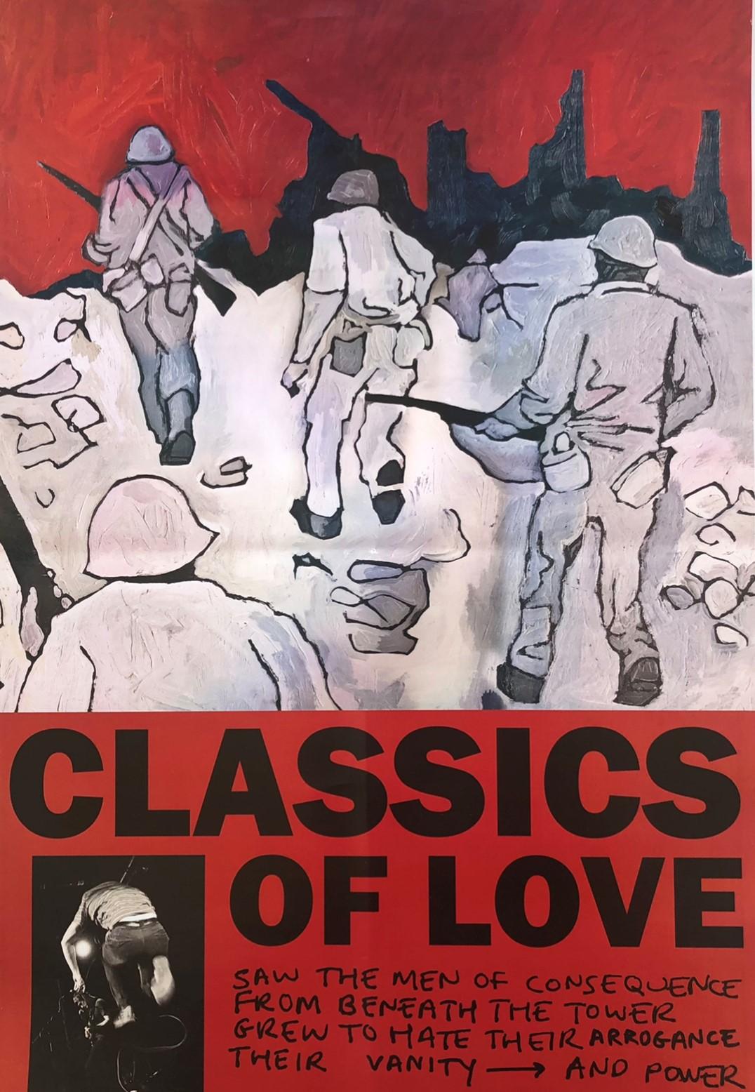 CLASSICS OF LOVE poster