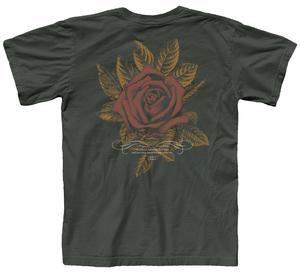 Crazy Rose T-Shirt