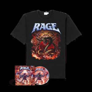 Rage - Resurrection Day (CD + Shirt