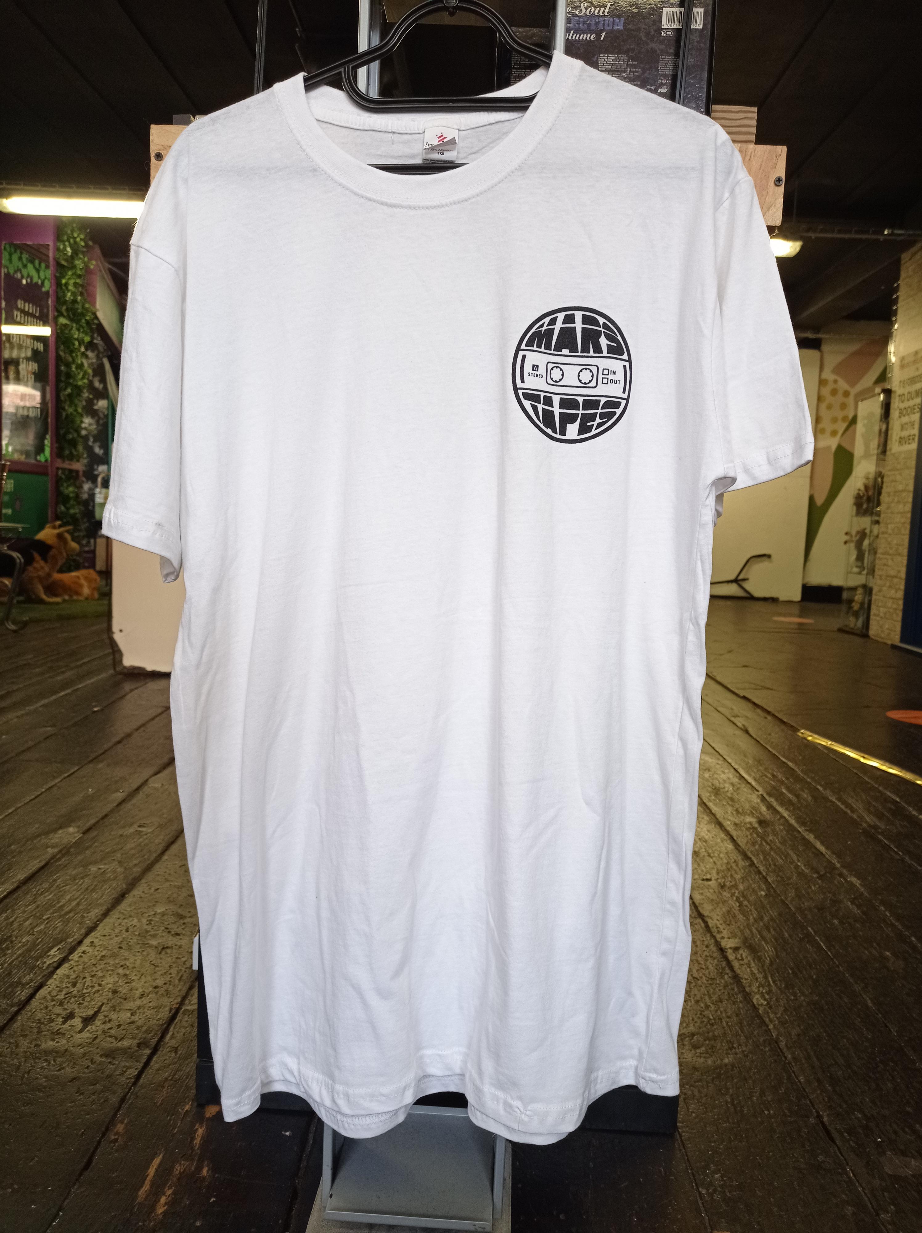 Mars Tapes T-Shirt