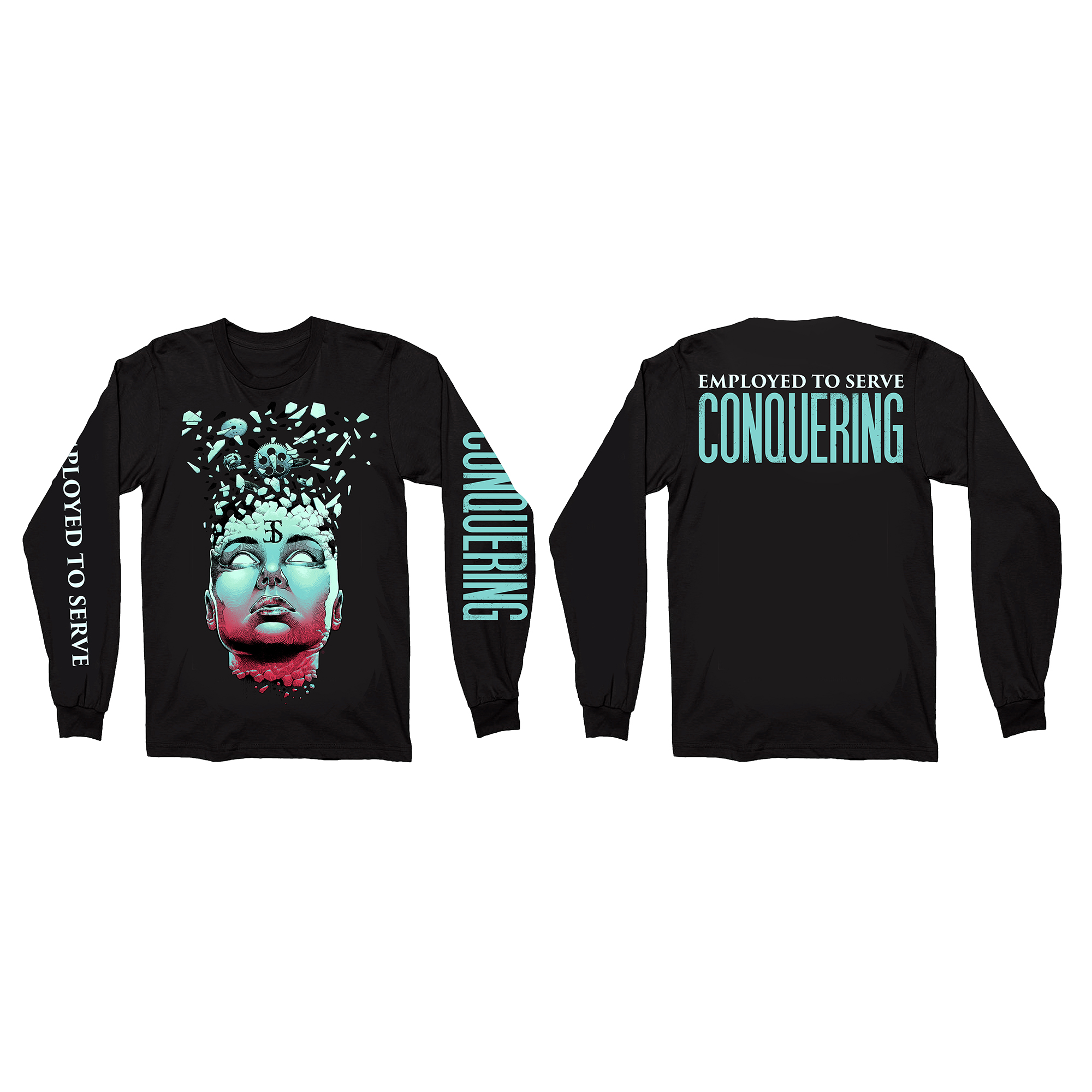Conquering long sleeve