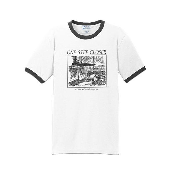 One Step Closer – Sleep Ringer Shirt