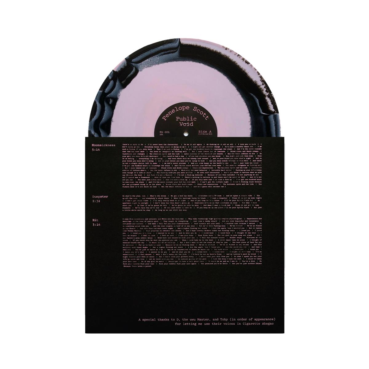 Public Void Vinyl