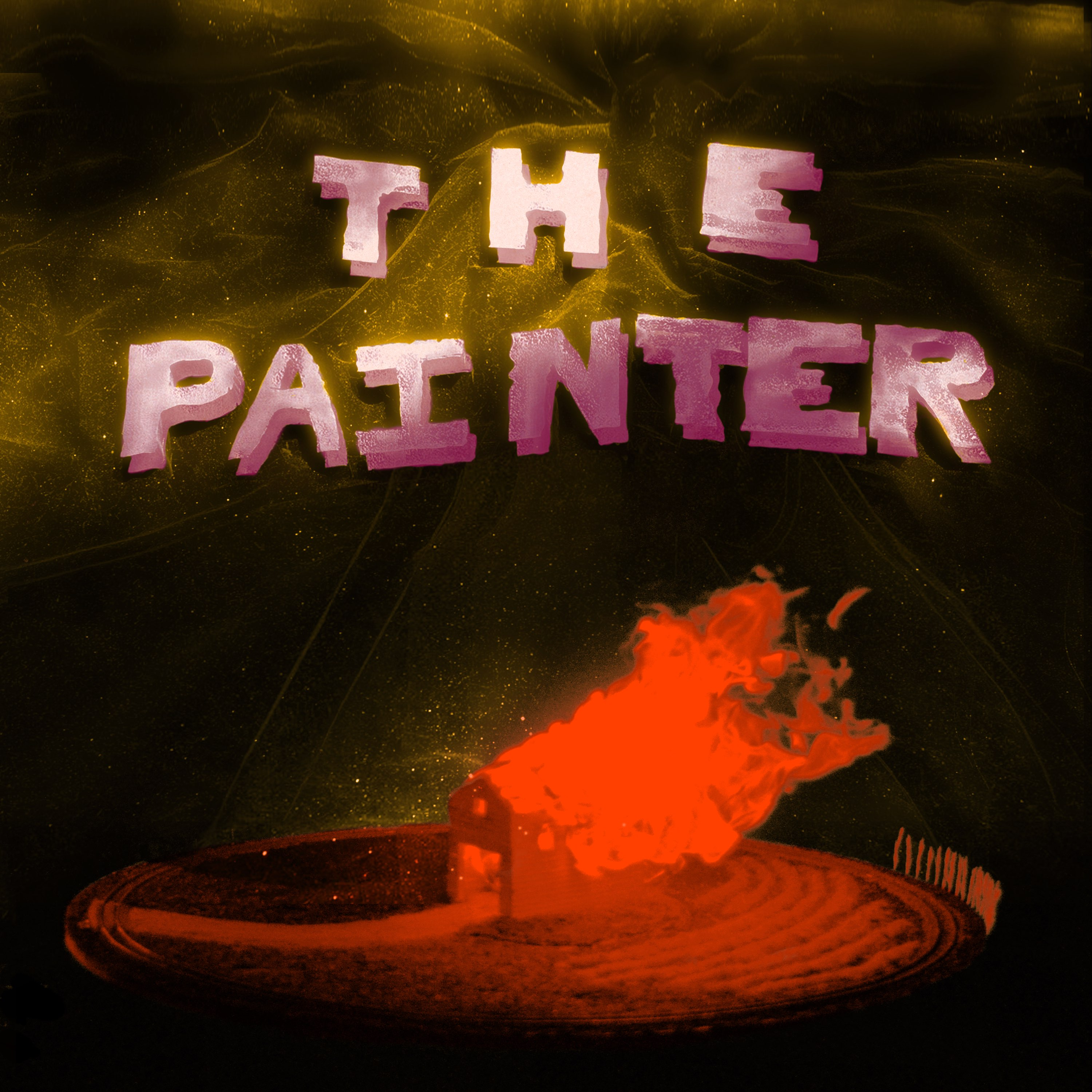 Harry The Nightgown - The Painter - Single