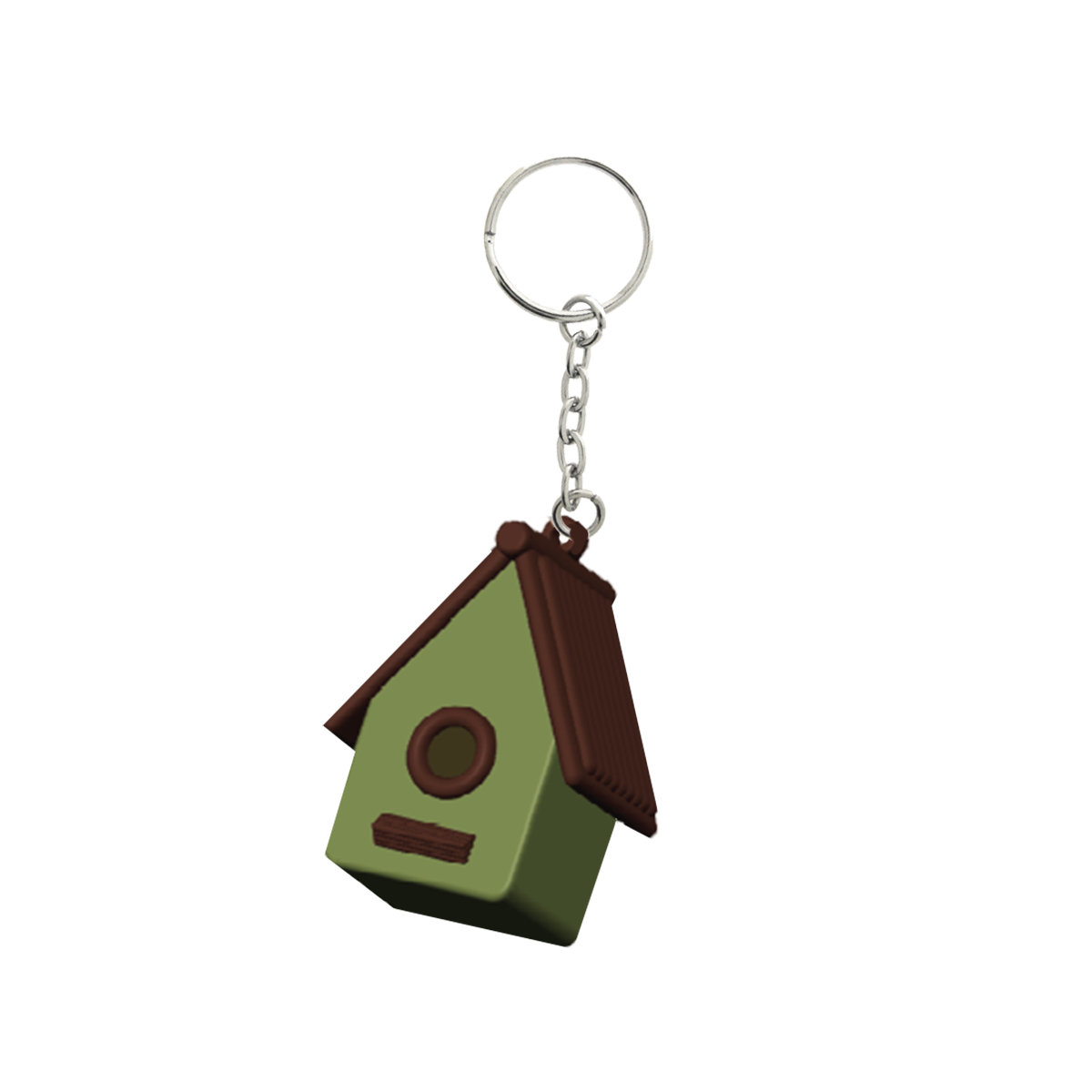 aldn - greenhouse keychain
