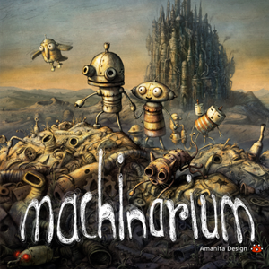 Tomáš Dvořák - Machinarium Soundtrack LP