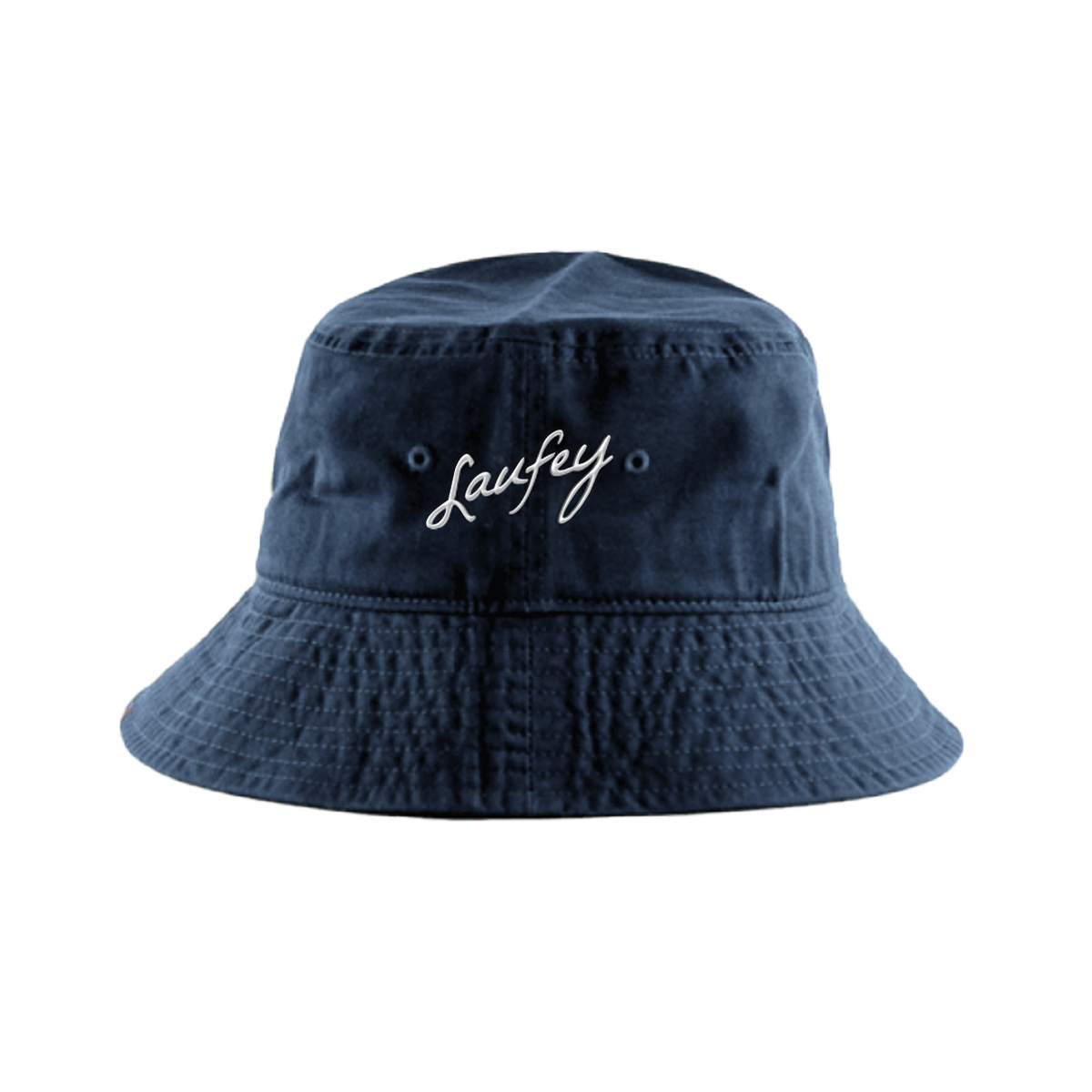 Embroidered Signature Bucket Hat