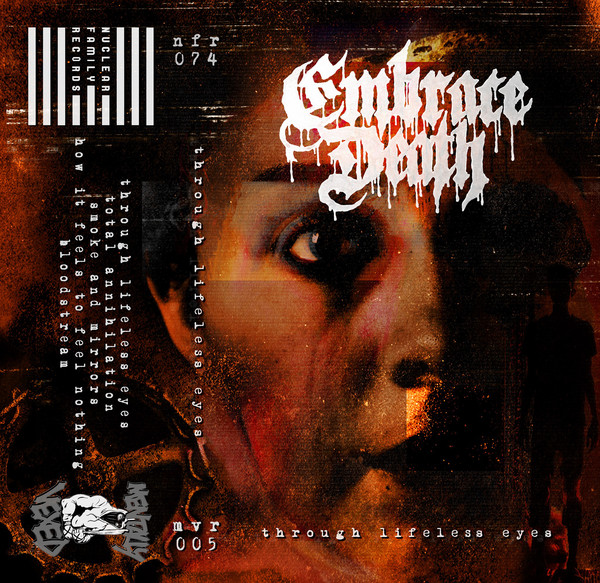 Embrace Death - Through lifeless eyes CS