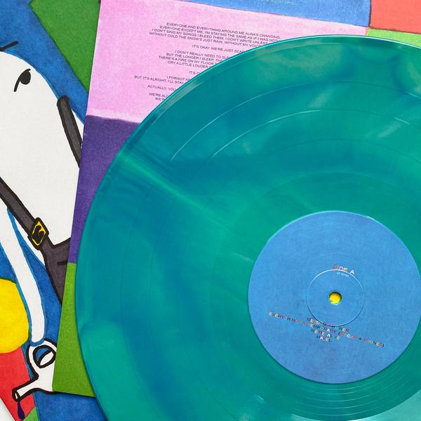 Self-Titled Vinyl