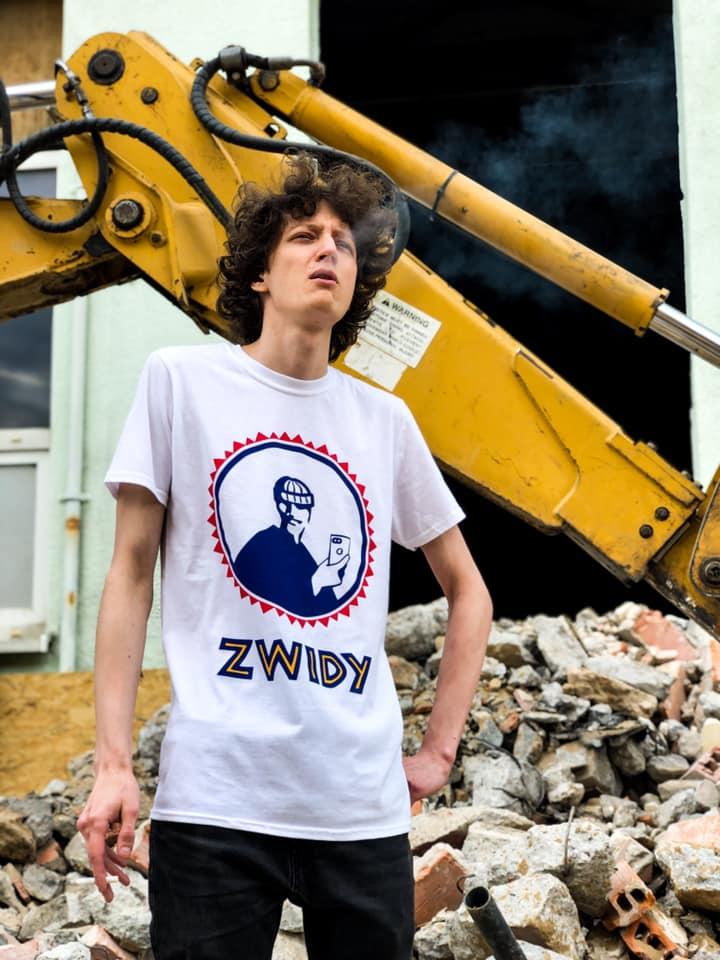 Zwidy - Mate T-Shirt white