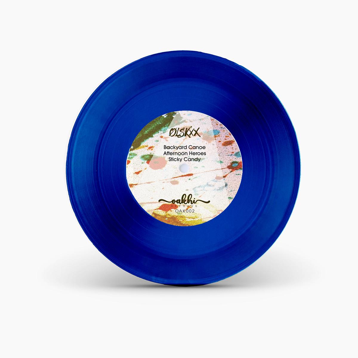 ØLSKXX - DIY EP - Traslucent Coloured Limited Edition 7