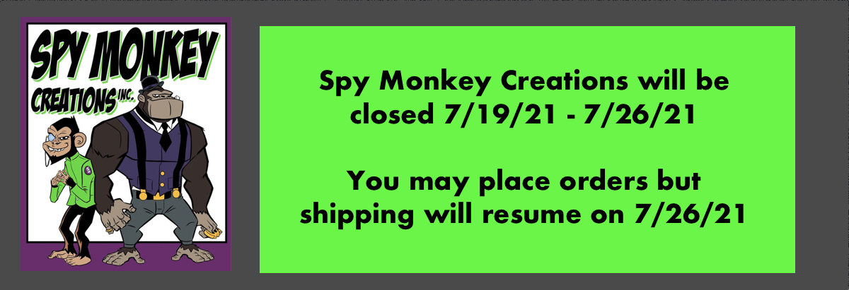 Spy Monkey Creations
