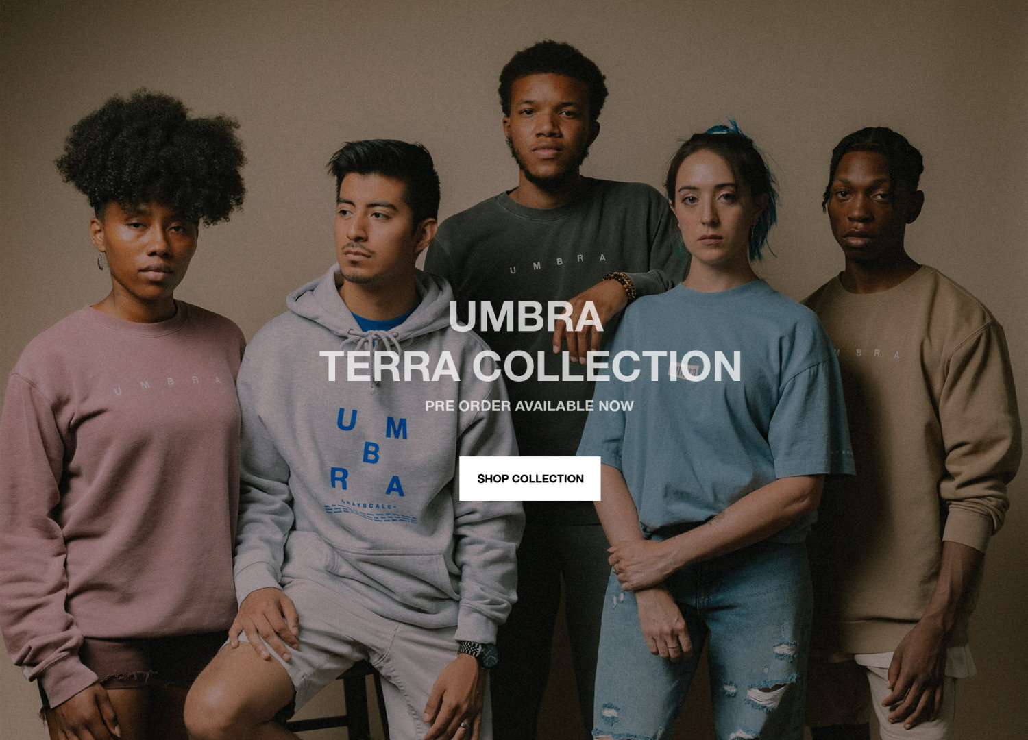 UMBRA TERRA COLLECTION AVAILABLE NOW