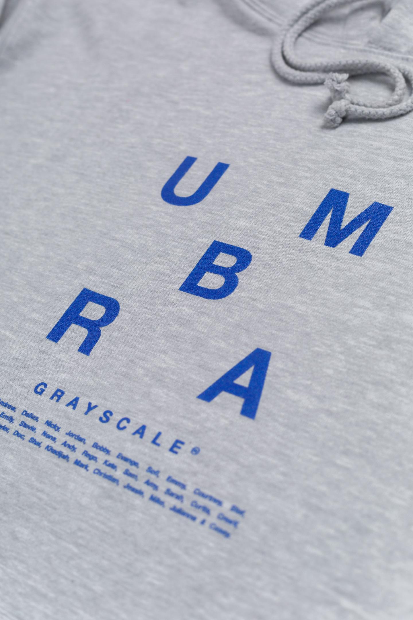 Umbra Team Hoodie - Gray