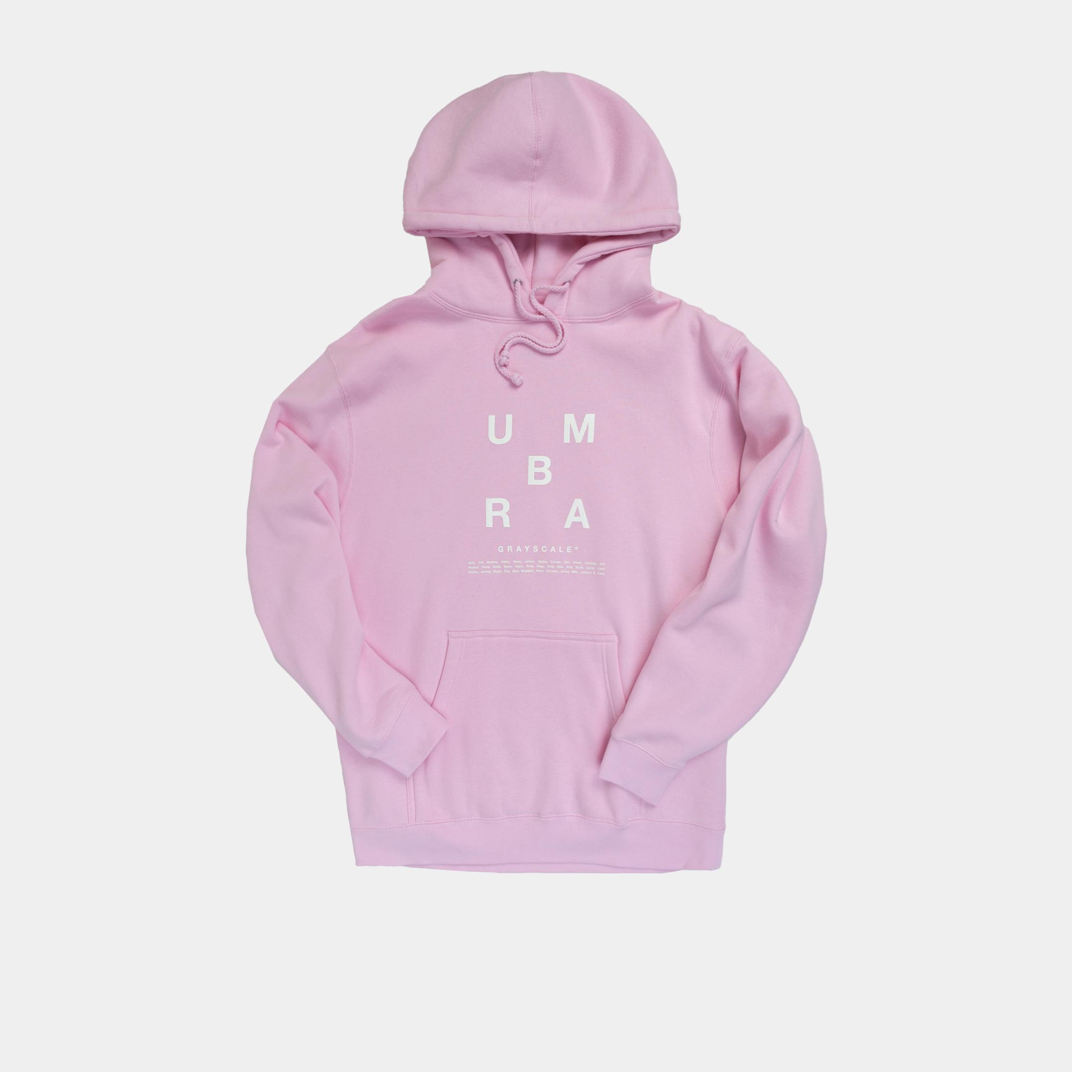 Umbra Team Hoodie - Soft Pink