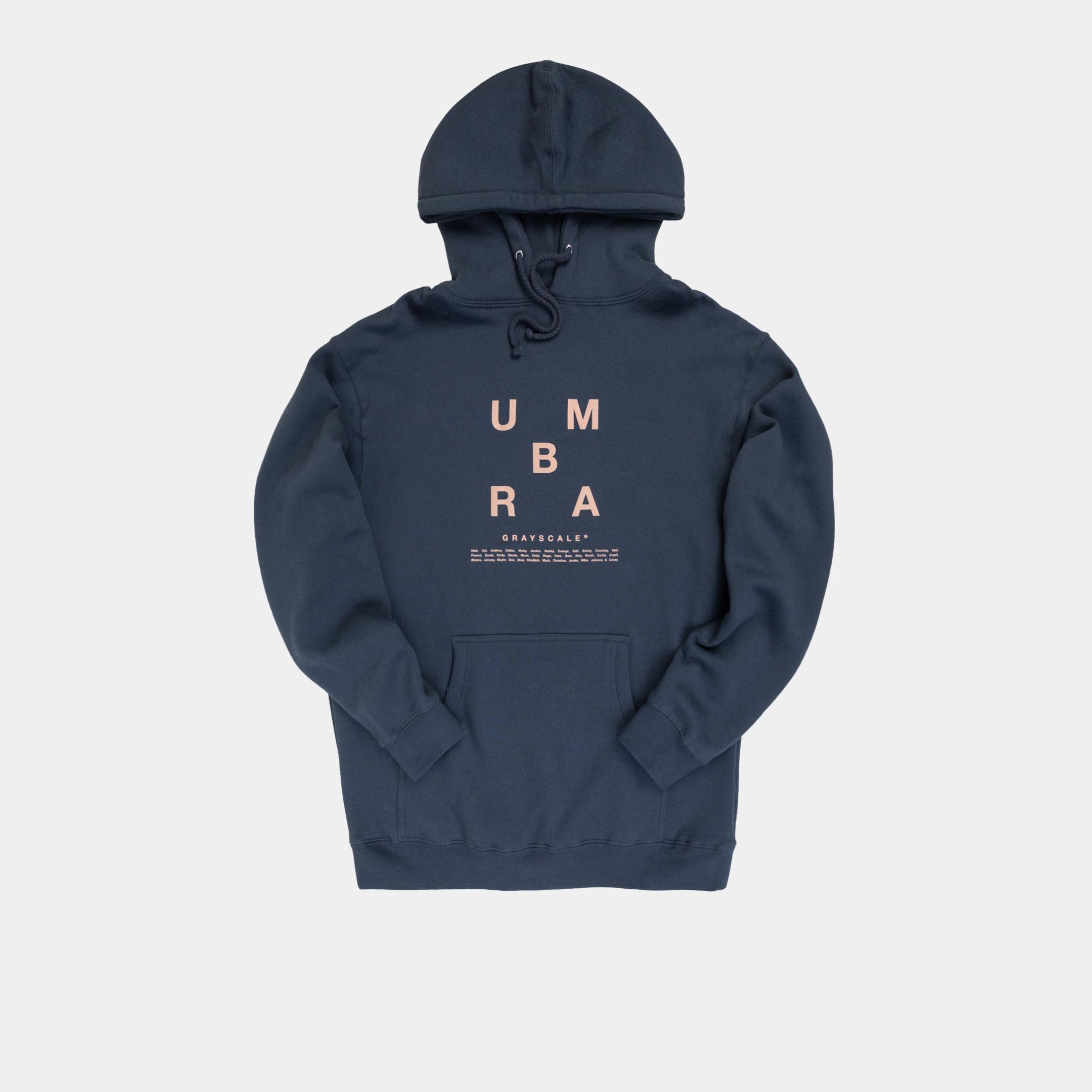 Umbra Team Hoodie - Navy