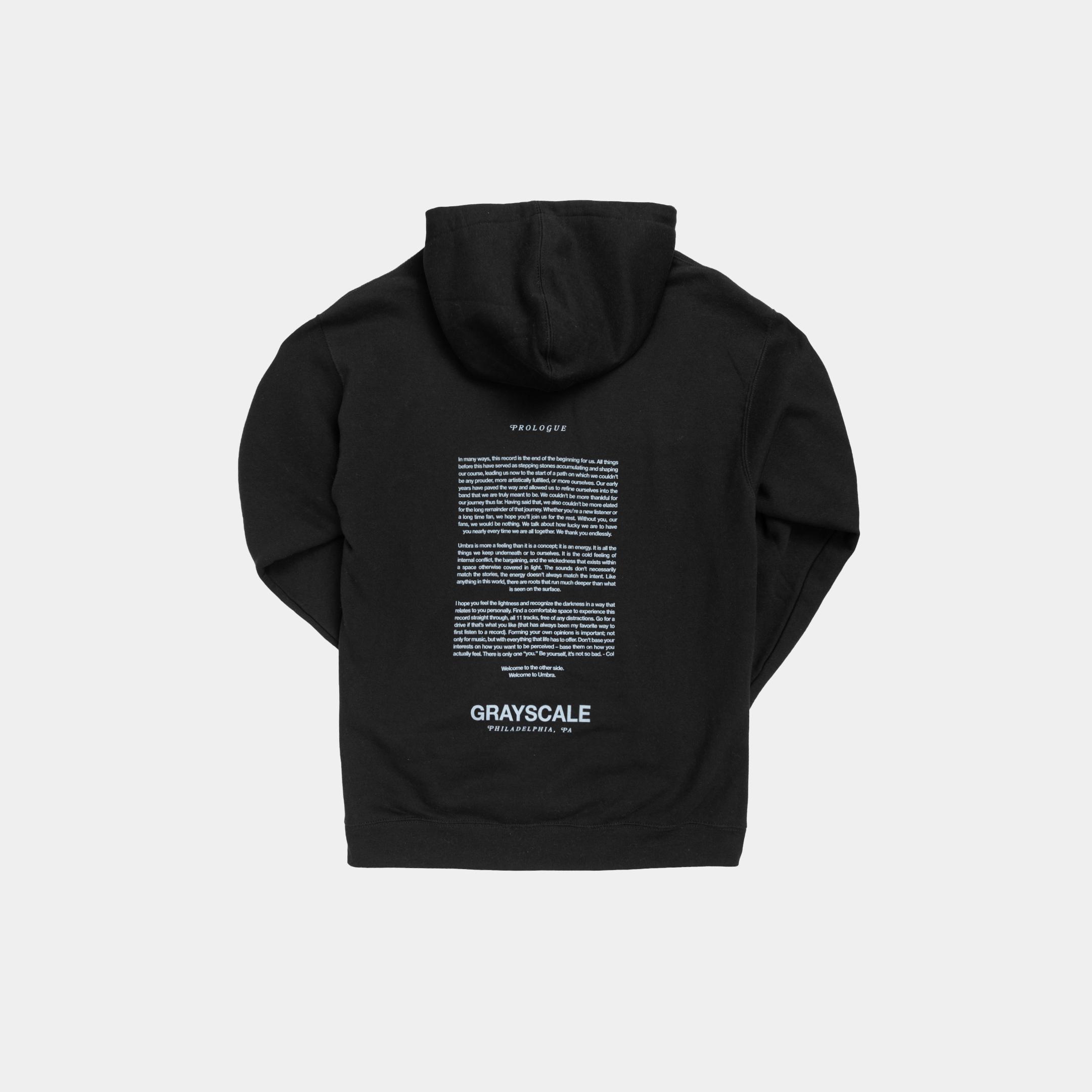 Umbra Prologue Hoodie - Black