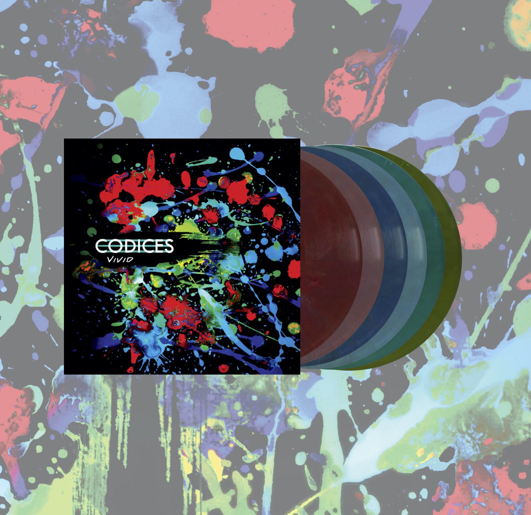 Codices - Vivid - Eco-Vinyl