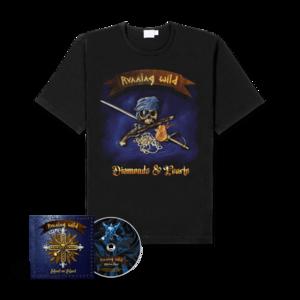 Running Wild - Blood On Blood (CD + Shirt