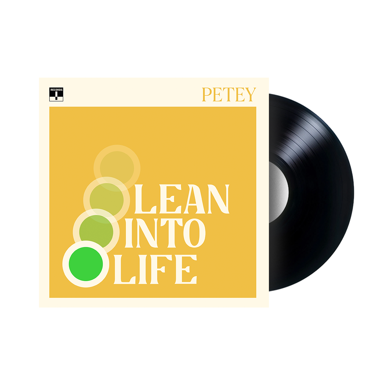 Petey - Lean into Life
