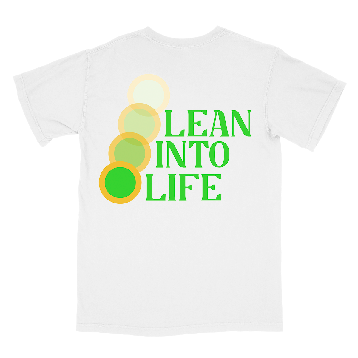 Petey - Lean into Life Tee