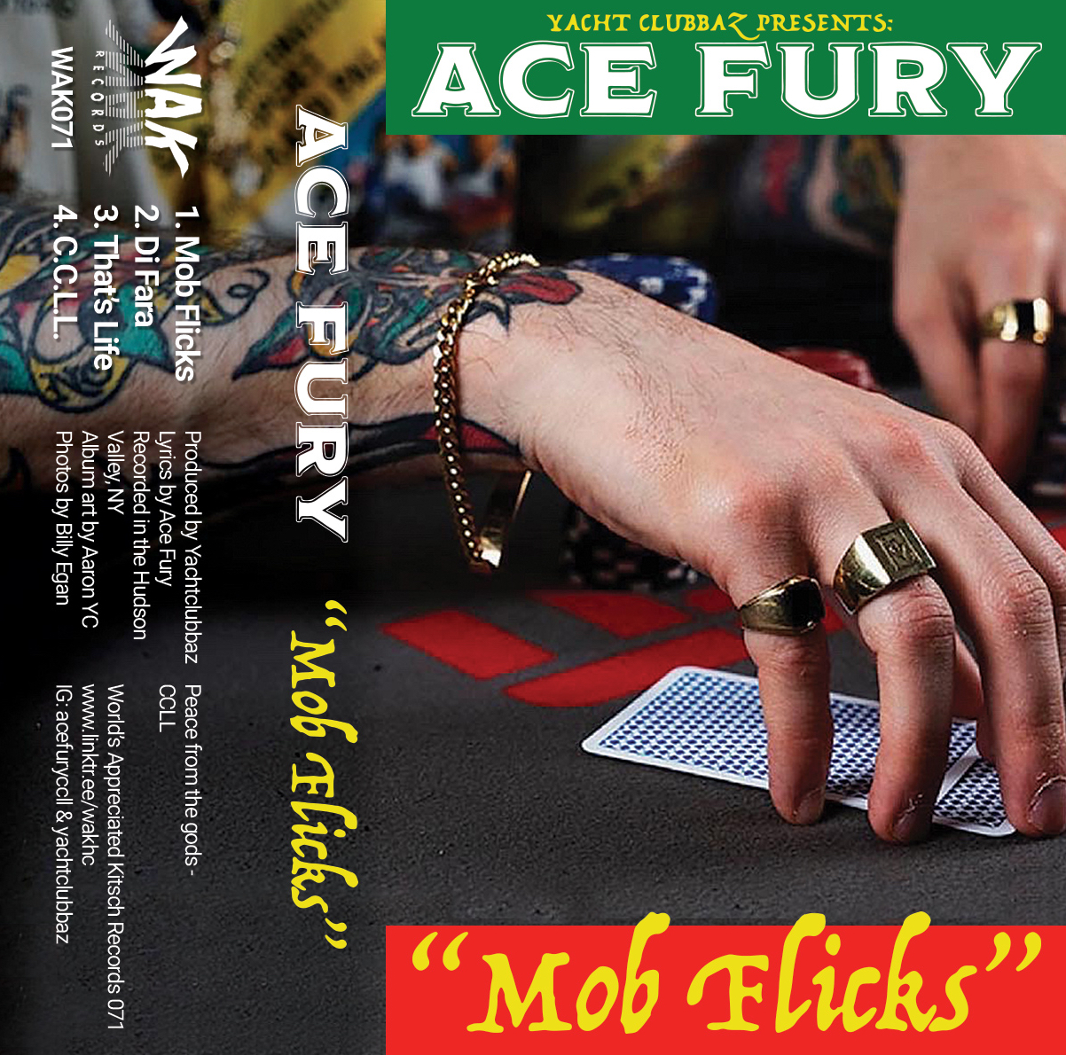 Ace Fury - Mob flicks CS