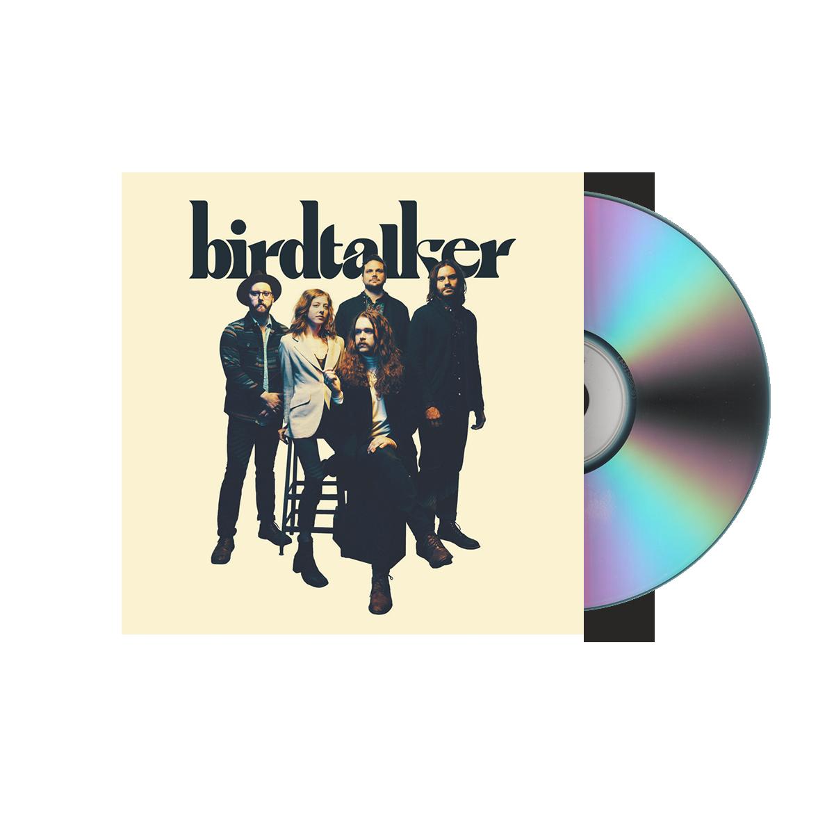 Birdtalker CD, Tee & Pin Bundle